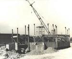 Koffler Center under construction