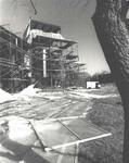 Bryant Center under construction