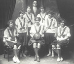 Women's Basketball Team - 1925