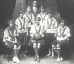 Women's Basketball Team - 1925