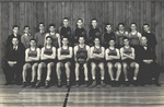 Men's Varsity Basketball Team - 1936