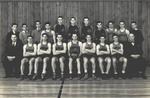 Men's Varsity Basketball Team - 1936