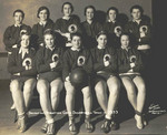 Women's Basketball Team - 1933