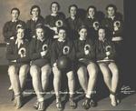 Women's Basketball Team - 1933