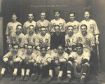 Men's Baseball Team - 1929