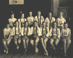 Women's Basketball Team - 1932