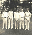 Men's Tennis Team - 1933