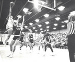Basketball Game between RIC and Bryant