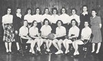 Women's Basketball Team - 1944