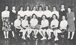 Women's Basketball Team - 1944