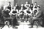 Men's Basketball Team - 1939