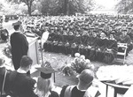 Commencement 1968, Graduates and Guests