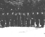 Commencement 1968, Honorary Degree Recipients