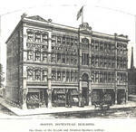 Hoppin Homestead Building : The Home of the Bryant & Stratton Business College