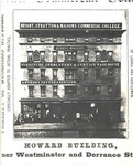 Bryant, Stratton & Mason's Commercial College : Howard Building