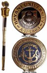 Harriet E. Jacobs Memorial Mace - Bryant University by