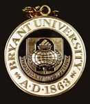 Bryant University Medallion