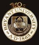 Bryant University Medallion