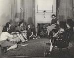 Living Room at Salisbury Hall