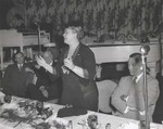 Commencement Luncheon, August 10, 1945, Mrs. Alice Dixon Bond