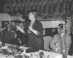Commencement Luncheon, August 10, 1945, Mrs. Alice Dixon Bond