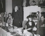 Commencement Luncheon, August 10, 1945, Reverend Frederick Clement Foley