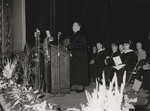 Commencement, August 5, 1949