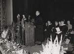 Commencement, August 5, 1949