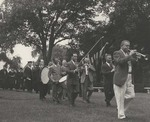 Marching Band, August 1949