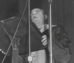 Commencement, August 5, 1949, John O. Pastore Addresses Graduates