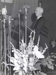 Commencement, August 4, 1950, Secretary of Commerce, Sawyer
