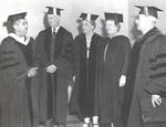 Commencement, August 4, 1950