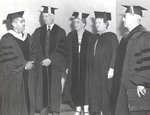 Commencement, August 4, 1950