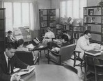Charles T. Powers Room at Henry L. Jacobs Library