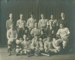 Men's Baseball team -- 1913