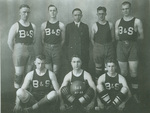 Men's Basketball Team -- 1921-1922