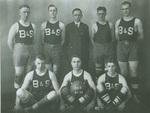 Men's Basketball Team -- 1921-1922