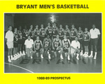 Bryant Men's Basketball - 1988-1989 Prospectus