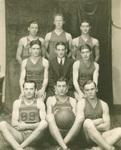 Men's Basketball Team - Circa 1929-1930