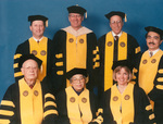 Commencement 1995 - Honorary Degree Recipients