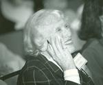 Gertrude Hochberg at the Women's Summit, 1997
