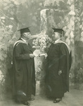 Commencement 1930 - United States Vice President Charles Curtis and Henry Loeb Jacobs