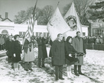 Centennial Flag Raising Ceremony, Jan 29, 1963