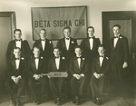 Beta Sigma Chi Pledges - 1930