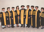 1985 Honorary Degree Recipients