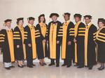 1985 Honorary Degree Recipients