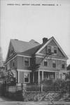 Postcard of Gregg Hall, 2 Young Orchard Avenue, Providence, RI