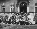 Group Photo of Bryant Students Circa 1940-1941