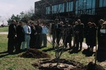 Tree Dedication in Memory of Pedro Beade