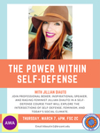 The Power Within Self-Defense by Hochberg Women's Center